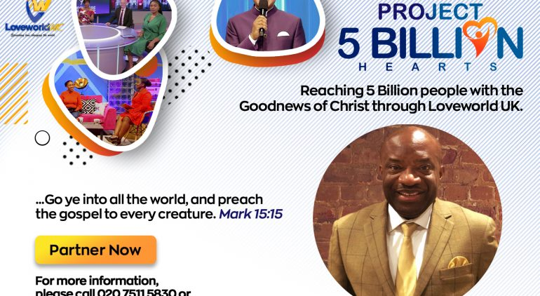Reaching 5 Billion Hearts With Pastor John Bosco