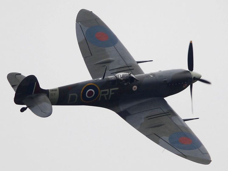 GKN built Spitfires as part of its contribution to the war effort in the Second World War