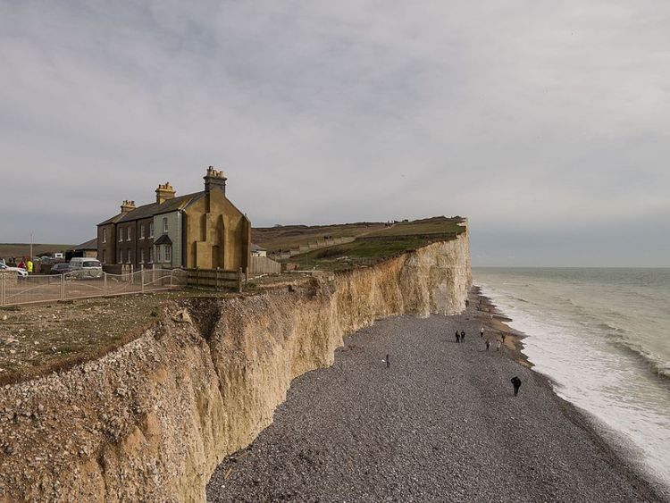 The bodies were found at Birling Gap. Pic: Arild Vågen / Creative Commons Attribution-Share Alike 4.0 licence