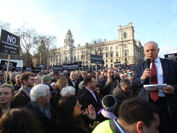 Jonathan Arkush, President, Board of Deputies of British Jews