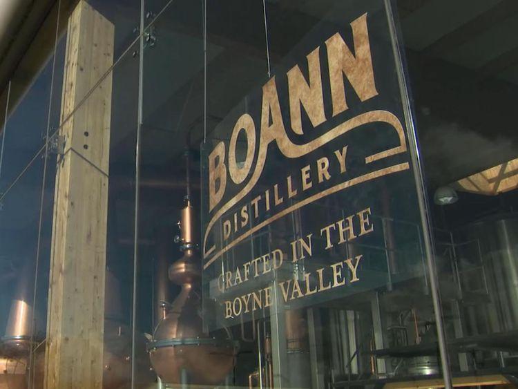 BoAnn in Drogheda