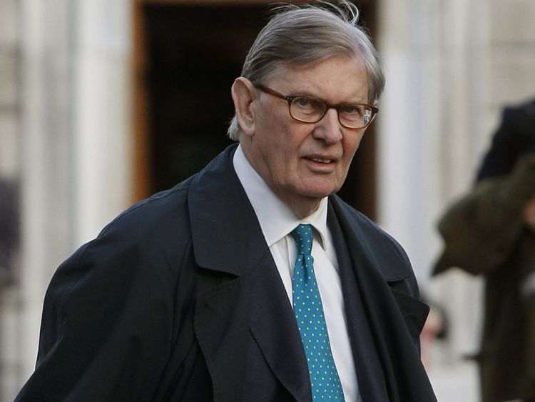 Sir Bill Cash