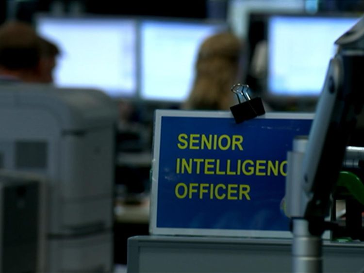 Alistair Bunkall was granted access to GCHQ's headquarters