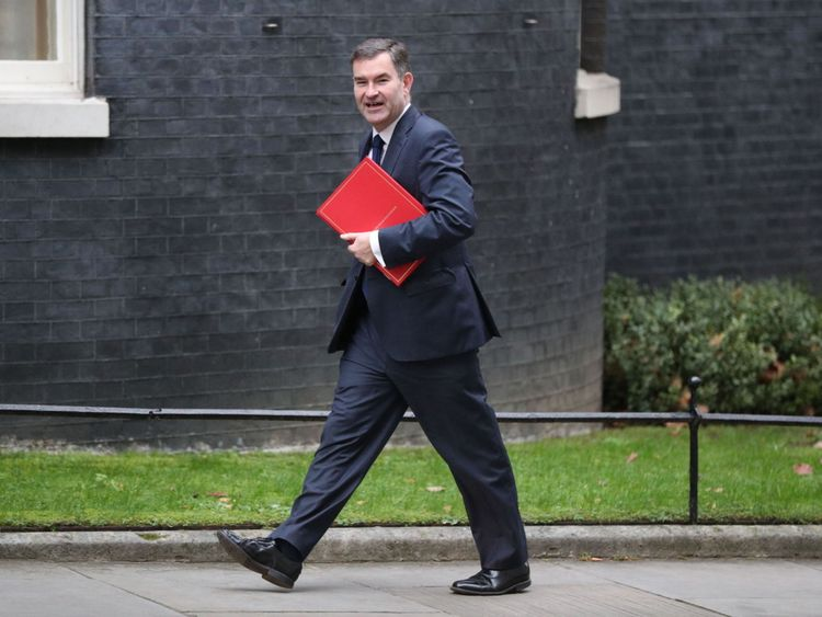 David Gauke has taken over from David Lidington as Justice Secretary