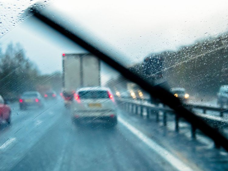 The weather is expected to cause disruption to travel