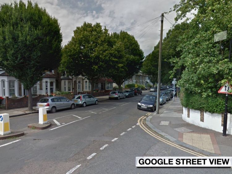Chestnut Avenue, Forest Gate in east London