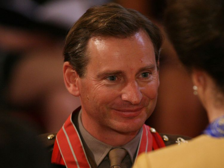 The commander was made a CBE in 2009
