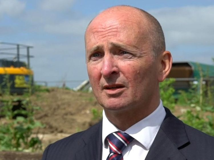 Prison governor James Padley said the scheme built 'self-esteem'