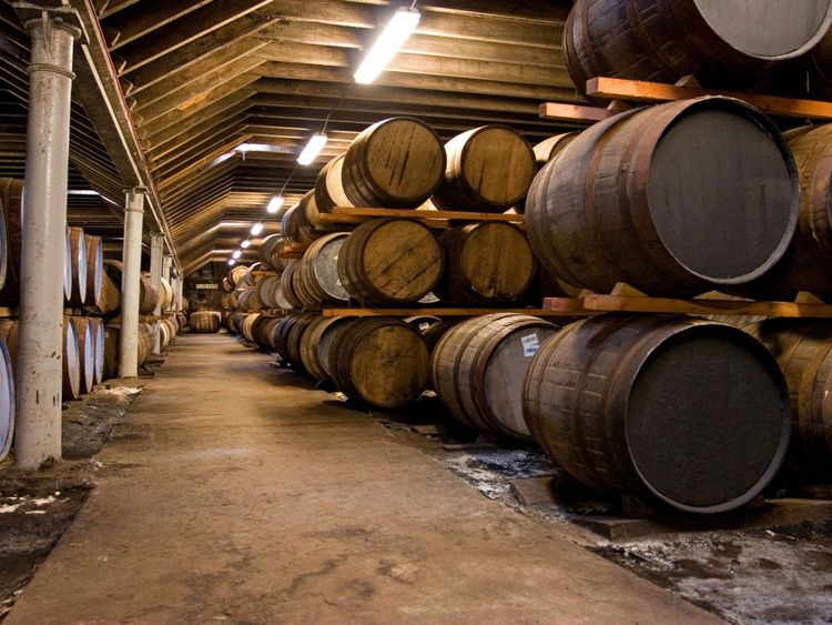 Scotch Whisky accounts for about 20% of all UK food and drink exports, the SWA says