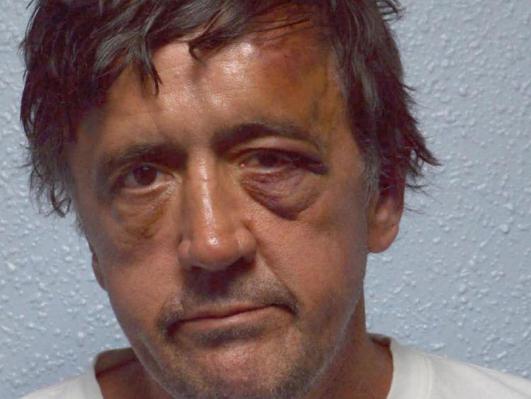 Darren Osborne is serving at least 43 years in prison