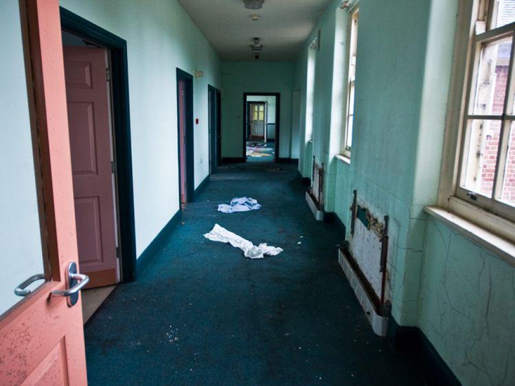 Aston Hall hospital. Pic: Project Mayhem
