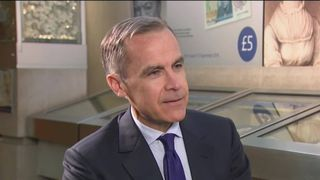 "Governor of the Bank of England Mark Carney will remain in post longer after Brexit to ""support continuity"" in the economy."