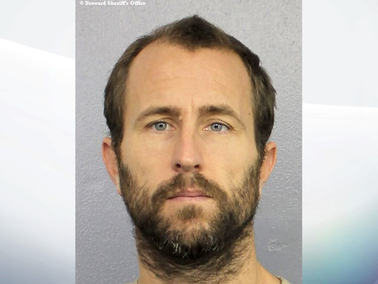 Lewis Bennett, 40, is facing 10 years in prison for smuggling stolen property