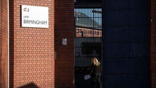 HMP Birmingham in Winson Green, Birmingham