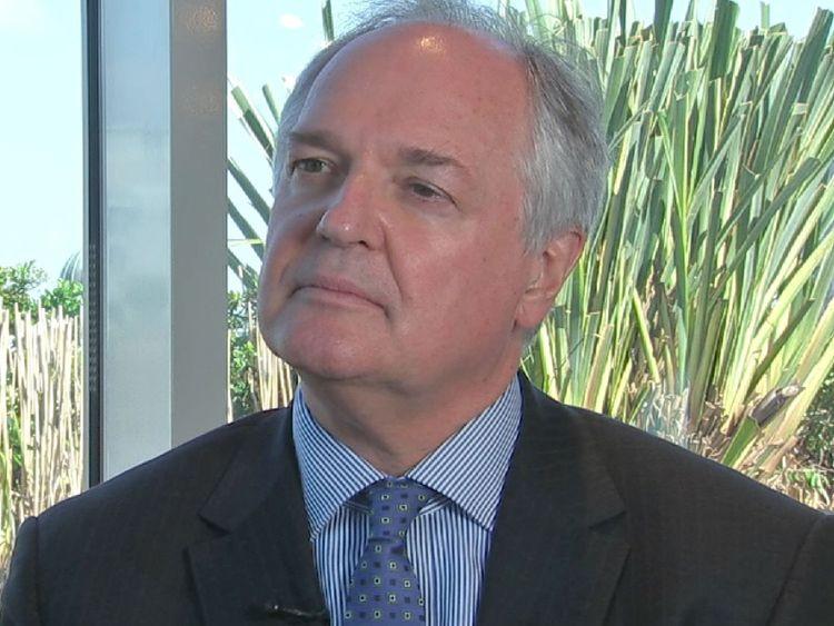 Paul Polman is Unilever's chief executive
