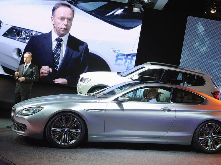 BMW says the UK car market remains of 'strategic importance'