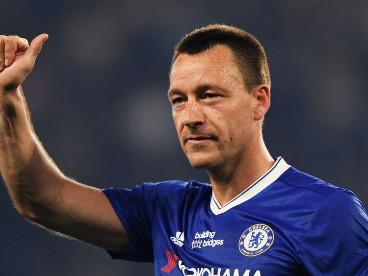 John Terry wird Chelsea zum Saisonende verlassen.
